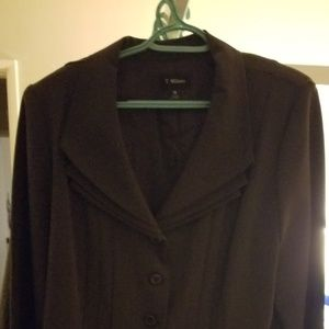 T. Milani suit jacket